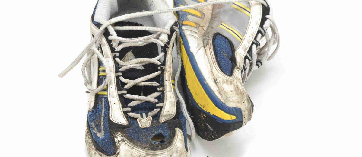 Correr en zapatillas nuevas y usadas: una comparación de tres tipos de calzado de amortiguación