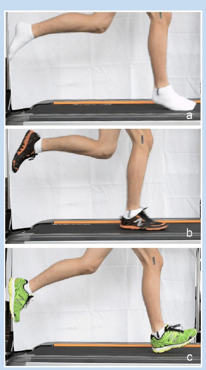 Diferencias biomecánicas de los patrones de apoyo al correr: una revisión sistemática con metaanalisis